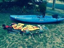 Hobie fishing kayak Donvale Manningham Area Preview