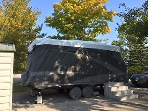 ADCO Winter Travel Trailer Cover
