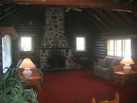 Morin HeightsBeautiful LOG HOUSE