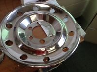 Chrome Hubcaps