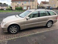 2004 Mercedes C180 Automatic Estate -£1295 ono