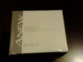 ADVANCED WRINKLE CORRECTOR - AVONS ANEW CLINICAL - FULL SIZE - NEW & SEALED