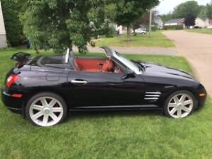 2007 Chrysler Crossfire Mercedes Cabriolet
