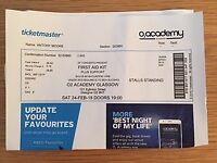First Aid Kit ticket - O2 Academy Glasgow 24th Feb