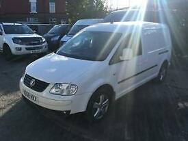 58 Volkswagen Caddy Maxi 2.0TDI ( 140PS ) Sat Nav, Cruise, Air con, heated seats