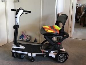 For Sale - 2 GoGo Pride Scooters