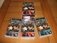 Thorn Birds VHS Full Boxed Set Volumes 1-4 (Warner Brothers) used