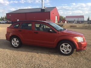2008 Dodge Caliber SUV, Crossover