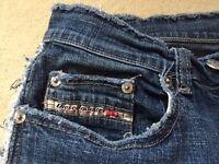 Womens Diesel jeans