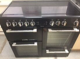 Cookmaster Ceramic Range Electric Cooker