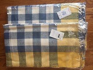 April Cornell throw blankets