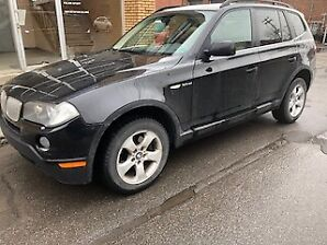 2007 BMW X3 SI  PANORAMIC ROOF