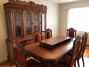 """## Dining Room Set """" Impeccable """" Salle a Manger ##"""
