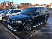 Land Rover Range Rover Sport 3.0 SD V6 HSE (Luxury Pack) Station Wagon 4x4 5dr
