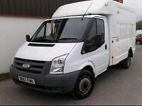 2008 Ford Transit Box Van (Ex BT Fleet) **FOR AUCTION**