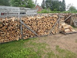 Seasoned Hardwood Firewood for Sale