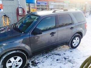 2011 Ford Escape XLT SUV for sale!! 8500 OBO