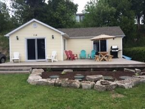 Winterized house for rent in Kincardine