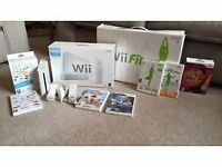 Nintendo Wii, Wii Fit & Games