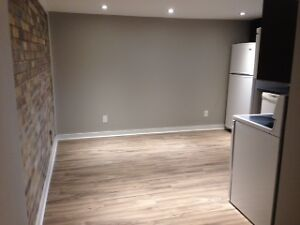 1 bdrm basement apartment in Burlington
