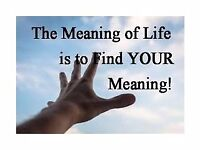 Looking for a meaning in my life and a mentor/best friend anywhere !