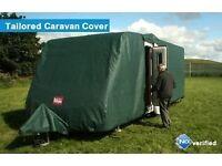 Protec Full Caravan Cover