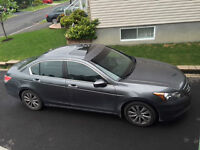 2012 Honda Accord Berline EXL Navi