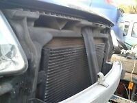 a3 AUDI 1.8T RADIATOR Breaking for parts