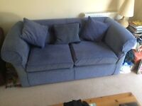 Multi-York sofa Bed with removable covers - Plus spare set of covers - Great Condition - £250 O.N.O