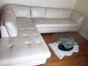 High Quality Leather Sofa, Coffee Table and Wardrobe for Sale