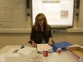 Pronunciation and General English Classes Offered by Qualified and Experienced Teacher.