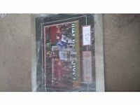 """MANCHESTER UNITED MICHAEL CARRICK AUTOGRAPHED DISPLAY PICTURE 23"""" x197"""" GLUSBURN BD20 8DW, W.YORKS"""