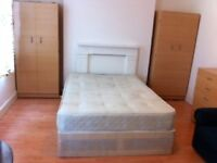Large double Room Next to Willesden Green Underground