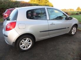 **2007 RENAULT CLIO FOR SALE**
