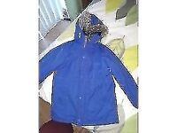 Age 6 blue boys next coat