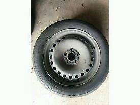 """16"""" 5 stud steel wheel"""