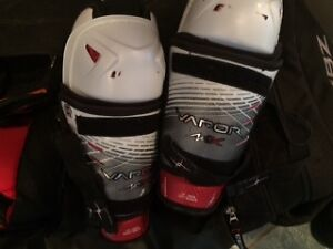 New APX Shoulder Pads, Shin guards and Elbow pads
