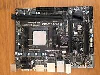 Gigabyte F2A68HM-HD2 with AMD A10-7850K cpu