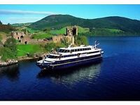 Luxury Scottish Cruise Ship General Assistant