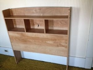 twin head boards - two matching