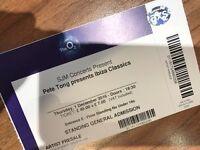 Single Ticket (Standing) - Pete Tong Ibiza Classics - London o2 Thursday