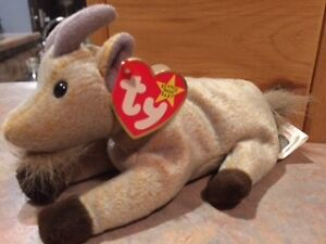 TY Beanie Babies - Goatee the Goat