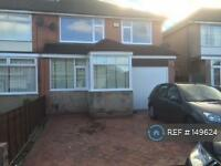 3 bedroom house in Sunnybank Road, Manchester, M29 (3 bed)