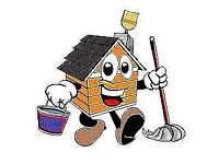 As cleaning service / domestic cleaner / house cleaner