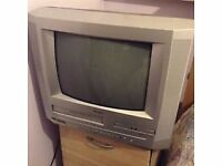 USED Television with CD & DVD
