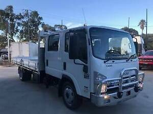 2011 Isuzu NQR 450 Premium Crew Cab Automated Manual Transmission. Pooraka Salisbury Area Preview