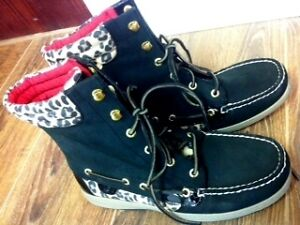 New Leather Sport Boot