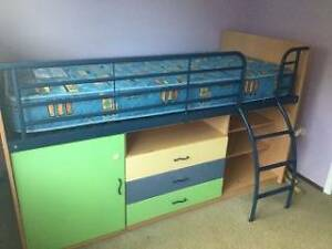 Cabin Bed / Storage Bed Berkeley Vale Wyong Area Preview