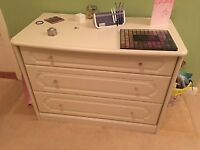 Drawers - Two sets (large and small - matched)