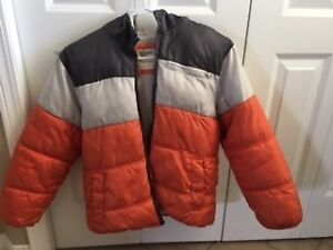 Boys winter coat - size 8